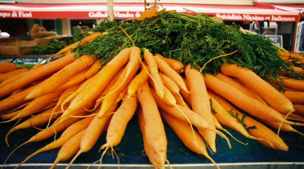 Warm meals for cold times: Getting to know root vegetables