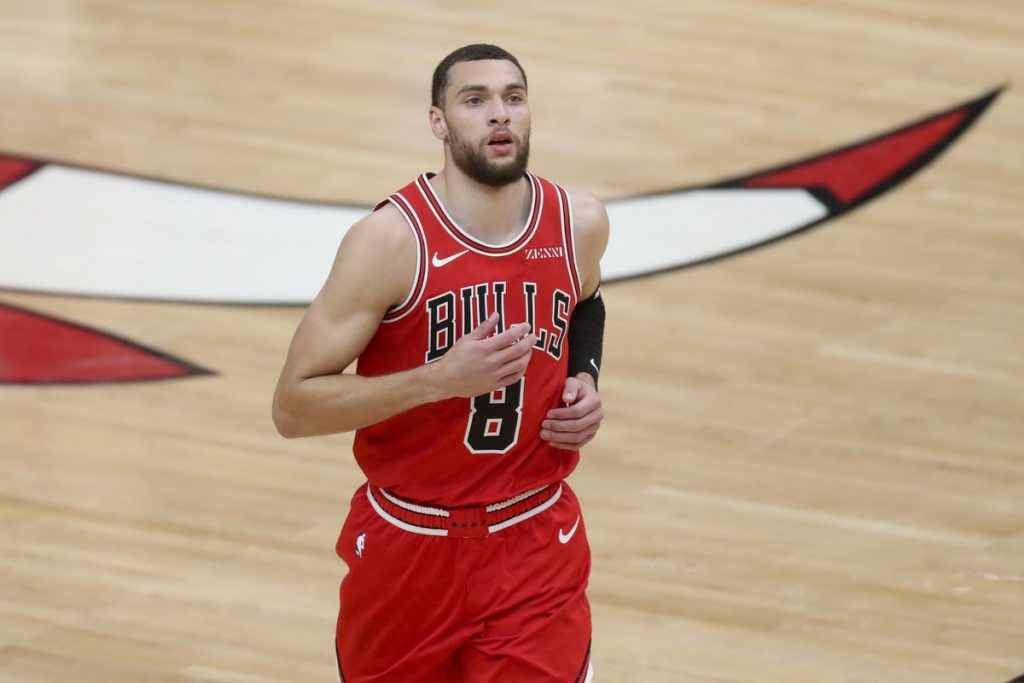 Chicago Bulls are preparing for an extended stretch without All-Star guard Zach LaVine: 'We'll have to try to adjust as best we can on the fly'