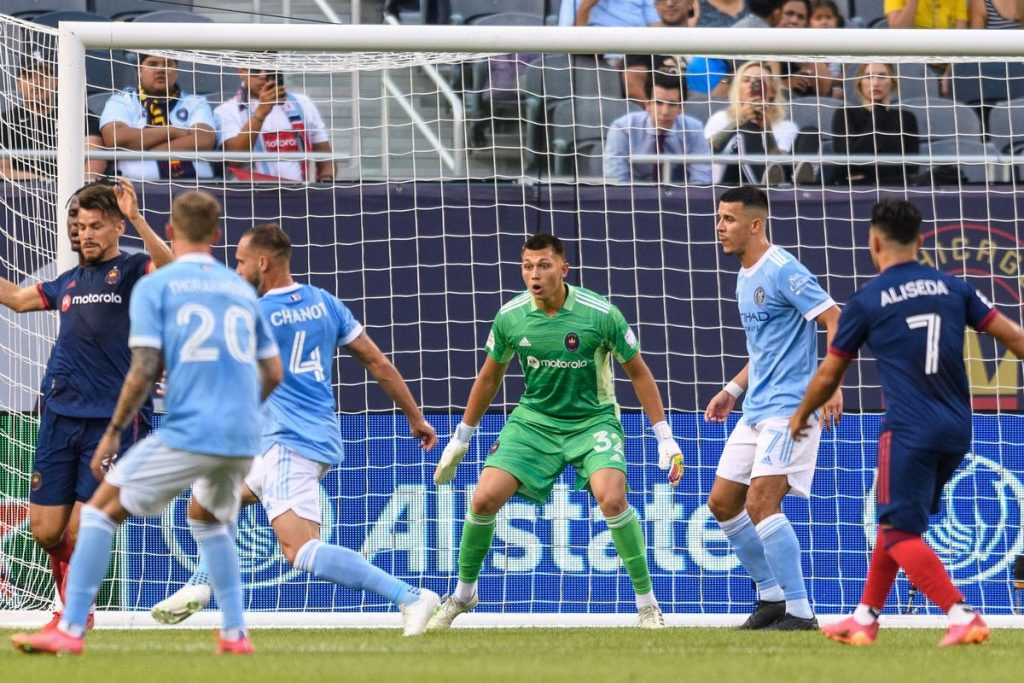 Chicago Fire reach the midway point of their season far from a playoff spot. But the 2nd half offers an opportunity to assess which players will be around in 2022.
